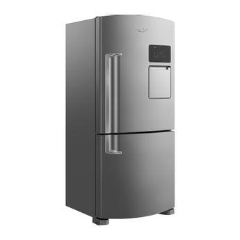 Geladeira-Frost-Free-Inox-565-Litros-Brastemp-Inverse-Frost-Free---Geladeira-Frost-Free-Inox-BRV80AK