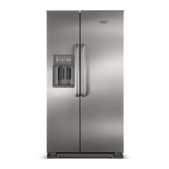Geladeira-Frost-Free-Inox-539-Litros-Brastemp-Gourmand-Side-By-Side---Geladeira-Frost-Free-Inox-BRS75BR