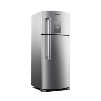 Geladeira-Frost-Free-Inox-429-Litros-Brastemp---Geladeira-Frost-Free-Inox-BRM49GK