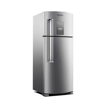 Geladeira-Frost-Free-Inox-403-Litros-Brastemp---Geladeira-Frost-Free-Inox-BRM47GK